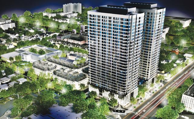 Việc mở rộng đường Nguyễn Tuân sẽ nhiều khách mua nhà được hưởng lợi