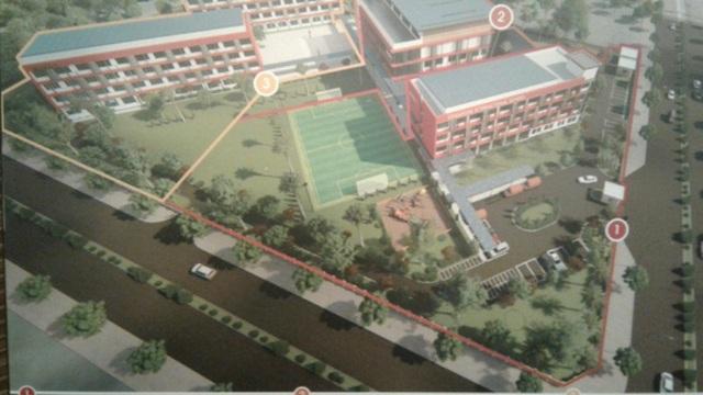 Dự án trường Quốc tế Singapore tại Cần Thơ