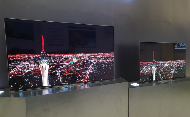 TV OLED mới của Sony