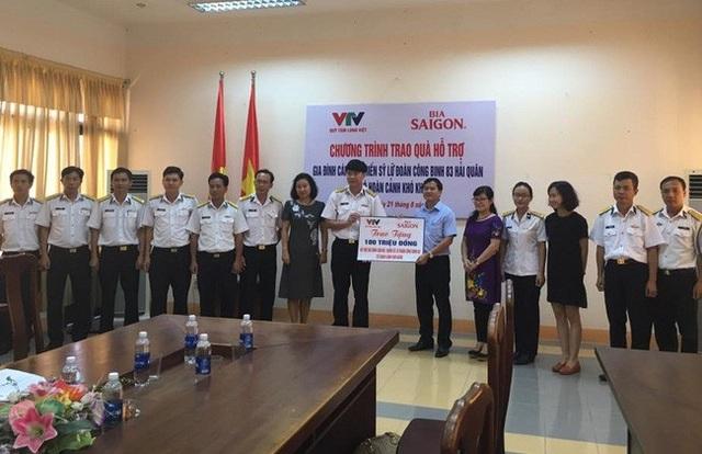 Bia Sài Gòn chung tay góp sức cho Biển đảo quê hương Việt Nam - 2