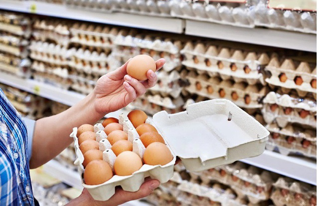 Vi khuẩn gây tiêu chảy Salmonella xâm nhập vào trứng gà như thế nào? - 1