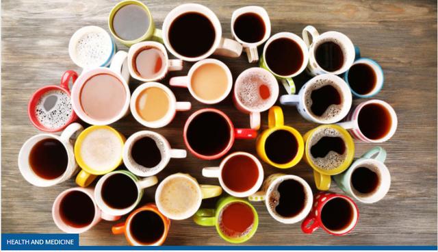 Khoa học cho thấy cà phê rất có ích cho sức khỏe - 1