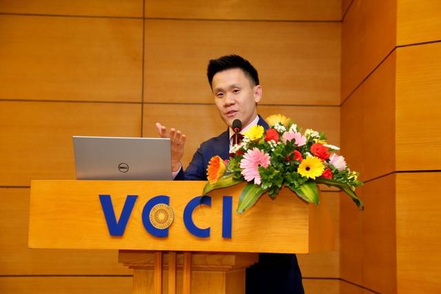 Ông Gary Gan, Giám đốc Chương trình Tuân thủ Khu vực Châu Á -Thái Bình Dương.