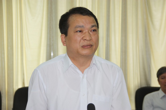 GS.TS Phạm Hồng Quang, Hiệu trưởng trường ĐH Sư phạm Thái Nguyên