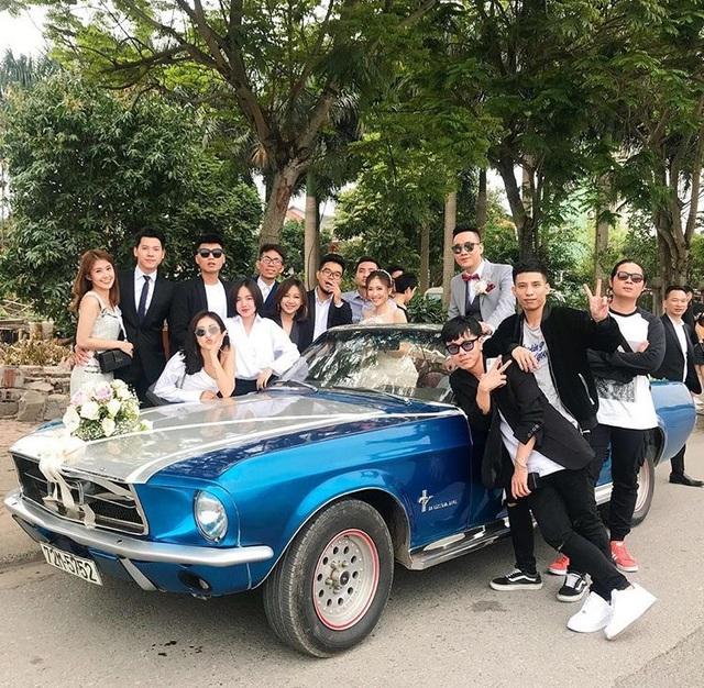 Bạn trai mới của Ngọc Thảo xuất hiện bên cạnh cô, dự đám cưới của Trâm Anh - Justa Tee