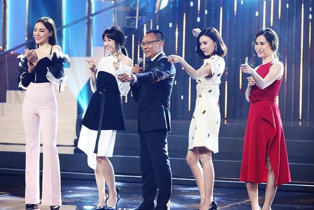 Trong tập đầu tiên, Hari Won - Ninh Dương Lan Ngọc - Lâm Vỹ Dạ và hoa hậu Việt Nam 2014 Kỳ Duyên sẽ là khách mời của chương trình.