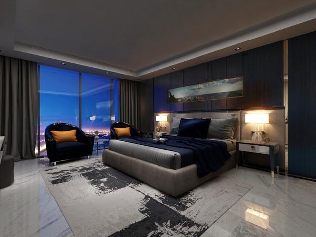 """Dự án Sunshine Marina Nha Trang Bay mang tới một con sốt mới mang tên """"Căn hộ nghỉ dưỡng chuẩn khách sạn"""" (Condosuite)"""