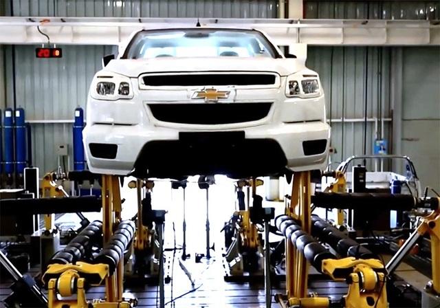 Chevrolet Trailblazer - Tự tin chuẩn bị ra mắt thị trường Việt Nam - 4