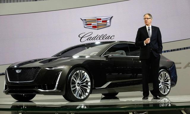 Ông Johan de Nysschen, 58 tuổi, đảm nhiệm vị trí Giám đốc Cadillac từ tháng 8/2014.