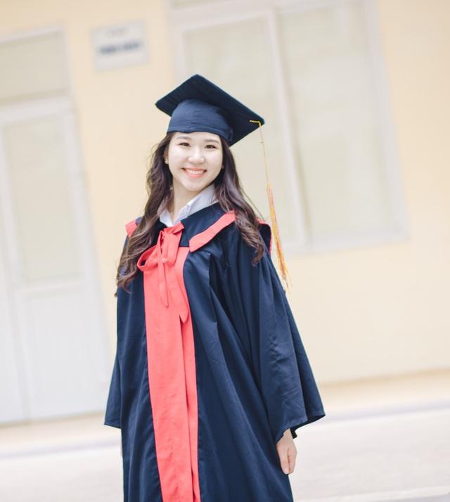 Đinh Ngọc Thảo (học sinh lớp 12 chuyên Nhật, THPT Chuyên Ngoại ngữ Hà Nội) xuất sắc giành học bổng cả 4 trường đại học Mỹ mà em ứng tuyển.