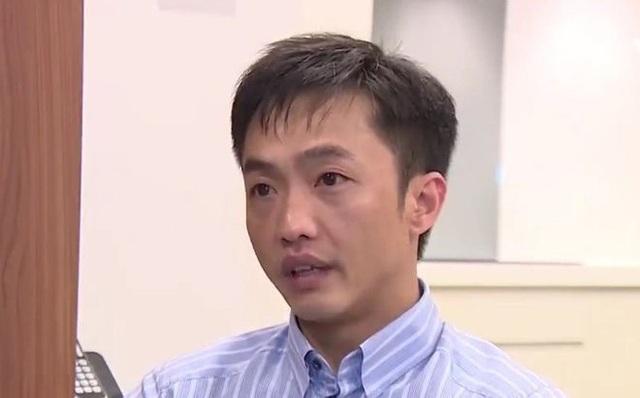 Ông Nguyễn Quốc Cường là người phát ngôn của công ty mang tên mình.