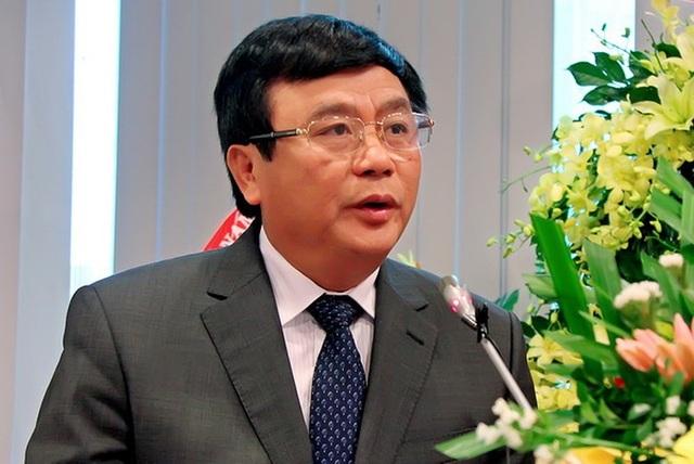 GS-TS Nguyễn Xuân Thắng, Giám đốc Học viện Chính trị Quốc gia Hồ Chí Minh.