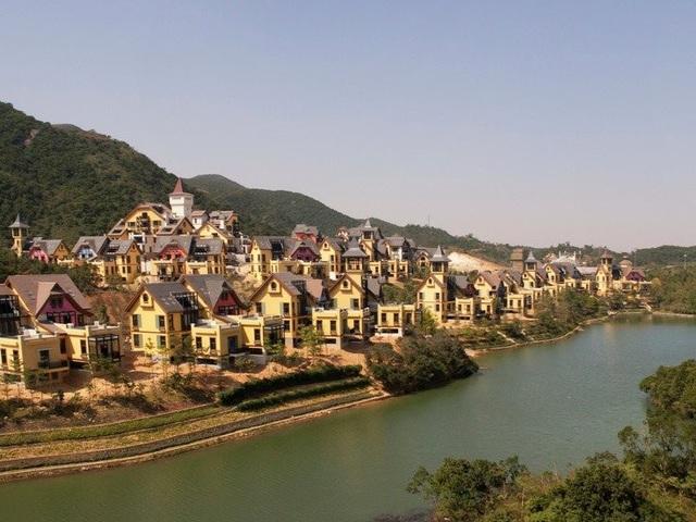Bản sao các thành phố nổi tiếng thế giới trông như thế nào trên đất nước Trung Quốc? - 10