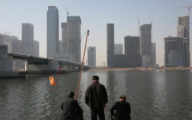 Bản sao các thành phố nổi tiếng thế giới trông như thế nào trên đất nước Trung Quốc? - 12