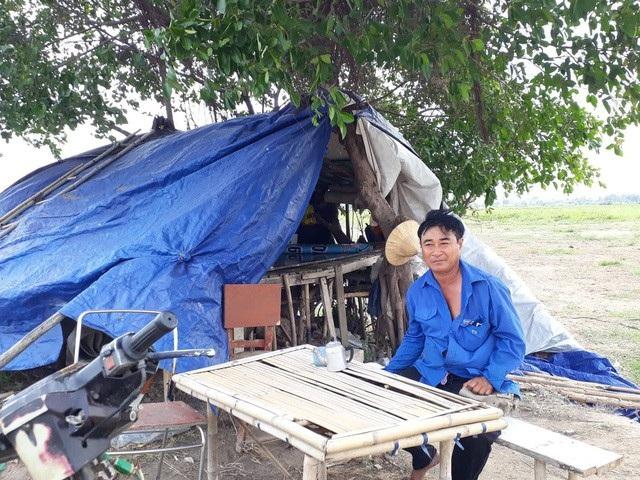 """Người đàn ông """"sống khỏe"""" nhờ nghề... chăn trâu giữa trung tâm Sài Gòn - 4"""