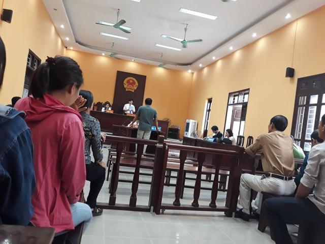 Tại phiên tòa phúc thẩm, Mai Gia Hoàn vẫn bị kết án 23 tháng 12 ngày cải tạo không giam giữ