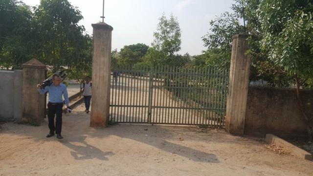 Trường Tiểu học Phan Bội Châu nơi các giáo viên hợp đồng từng công tác