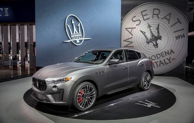 Maserati Levante Trofeo (Ảnh: Autotrader)
