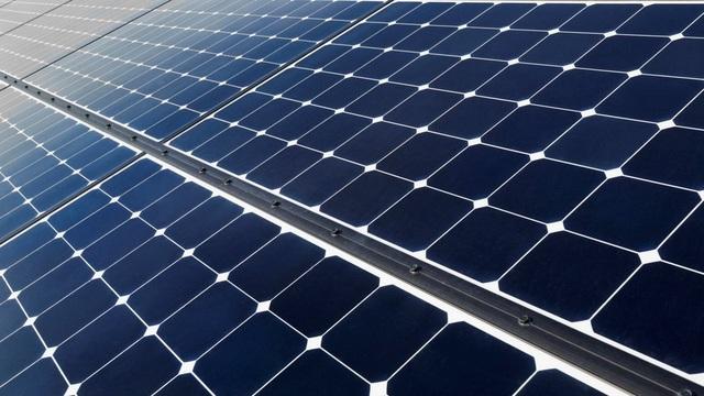 Dự án năng lượng mặt trời lớn nhất thế giới sẽ được thực hiện ở Ả Rập Xê Út.