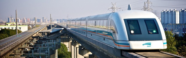 10 chuyến tàu tốc hành nhanh nhất thế giới - 1