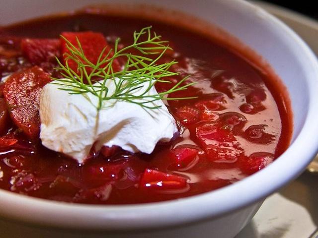 Những món ăn phổ biến ở 20 quốc gia trên khắp thế giới - 20