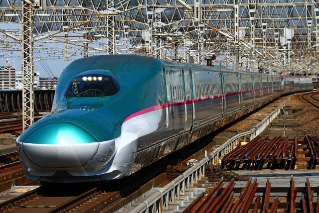 10 chuyến tàu tốc hành nhanh nhất thế giới - 3
