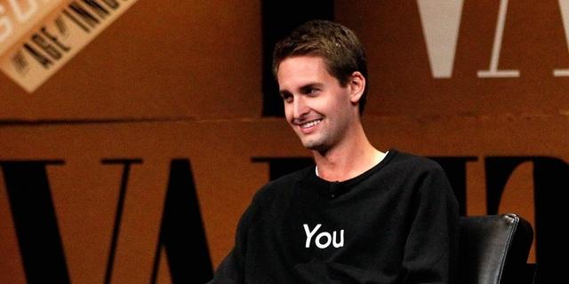 CEO Snapchat Evan Spiegel