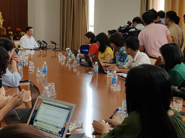 """Dự án Luật Thuế tài sản: Bộ trưởng Tài chính nói """"vạn sự khởi đầu nan"""" - 1"""