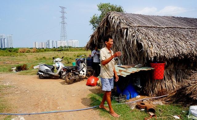 Dự án Phước Kiển có tổng diện tích khoảng 50ha thì có đến 32ha là đất công sản chuyển nhượng từ công ty Tân Thuận