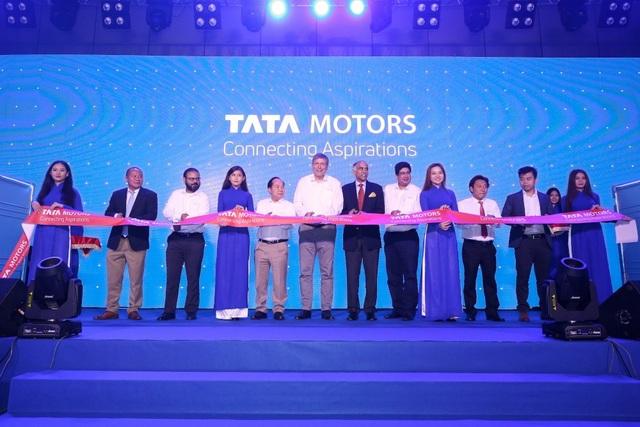 """Tata Motors và cú bắt tay """"tham chiến"""" thị phần ô tô Việt Nam - 2"""
