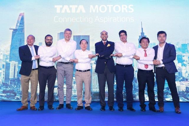 """Tata Motors và cú bắt tay """"tham chiến"""" thị phần ô tô Việt Nam - 1"""