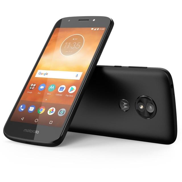 Motorola Moto E5 với màn hình chuẩn 16:9 quen thuộc