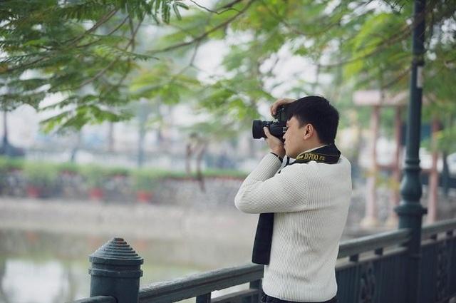 Anh Nguyễn Văn Đại (Ảnh: Nhân vật cung cấp).
