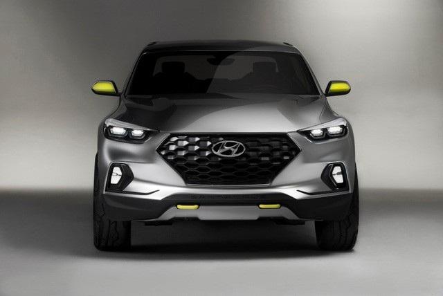 Hyundai thong thả với dự án xe bán tải Santa Cruz - 2