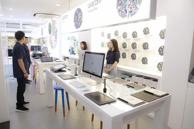 Store Wacom đầu tiên tại Đông Nam Á