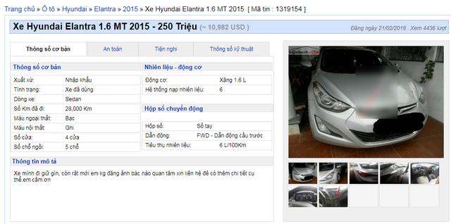 Xe cũ xuống giá nhanh, từ 200 - 300 triệu đồng bán tràn lan - 3