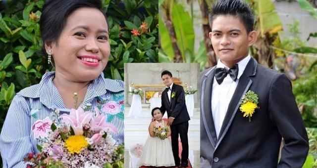 Chuyện tình đẹp như cổ tích của cặp đũa lệch người Philippines