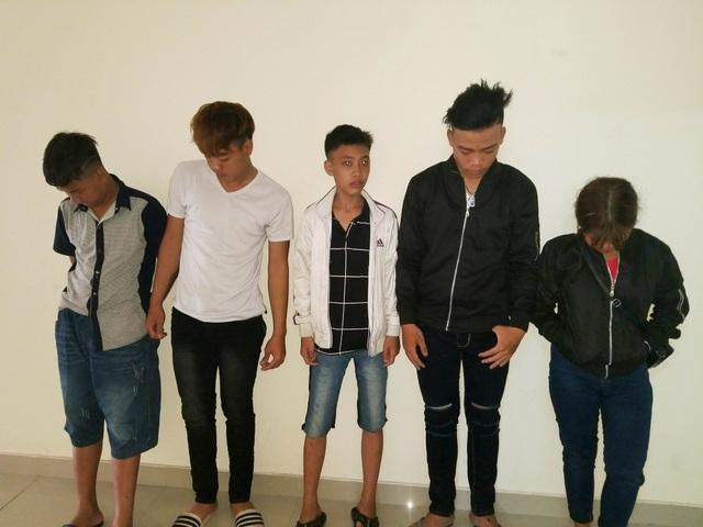 Nhóm cướp thanh thiếu niên này đã gây ra 10 vụ cướp ở Hội An