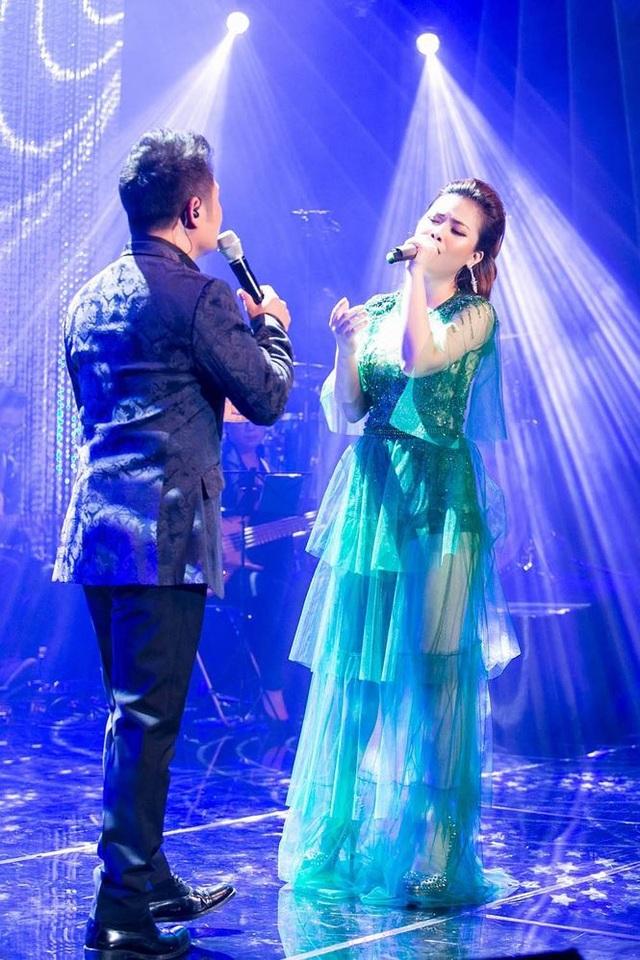 Dương Hoàng Yến nói yêu Bằng Kiều trên sân khấu - 7