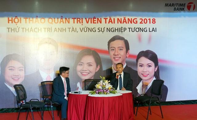 Theo ông Nguyễn Phi Hùng, lộ trình nghề nghiệp theo ngành dọc hay ngành ngang đều có những điểm hay - dở riêng.