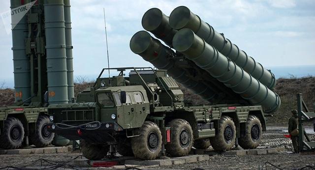 """Nga tuyên bố sẵn sàng bán """"lá chắn thép"""" S-400 cho Iran - 1"""