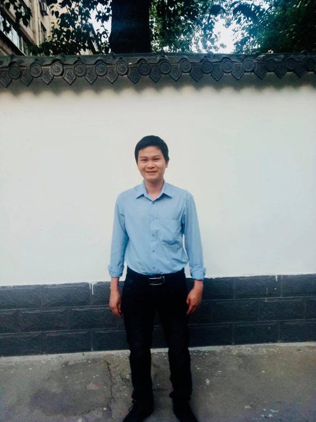 Nguyễn Văn Thìn, giảng viên trẻ ngành Toán học của trường ĐH Sư phạm Thái Nguyên