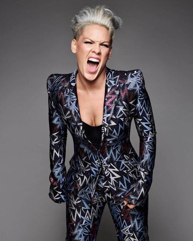 Nữ ca sĩ người Mỹ - Pink