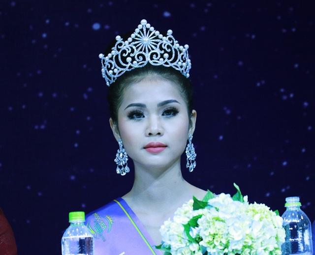 Nhan sắc Tân hoa hậu Biển Việt Nam toàn cầu 2018 được đánh giá là xứng đáng, tuy nhiên, phần trả lời của cô chưa thật sự thuyết phục.