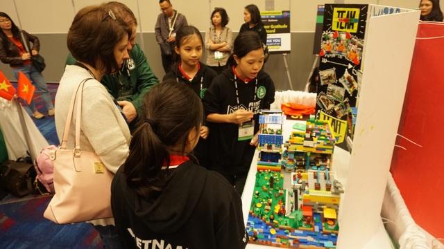 Việt Nam giành giải thưởng cao nhất cuộc thi Khoa học ứng dụng quốc tế tại Mỹ - 3