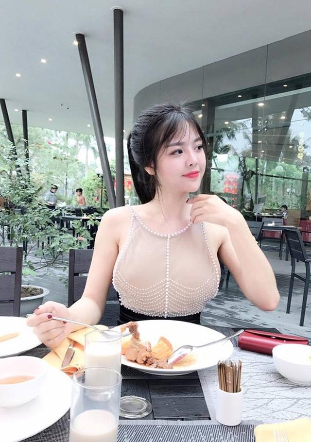 """Mê mẩn đường cong nõn nà của """"single mom"""" hot nhất Hà thành - 19"""