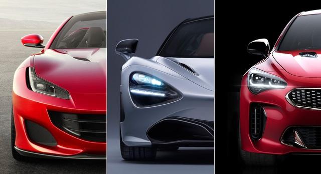Kia sánh vai Ferrari và McLaren ở giải thiết kế quốc tế - 1