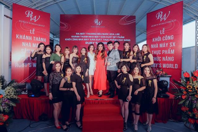 Khánh thành nhà máy sản xuất mỹ phẩm Ruby's World - 5