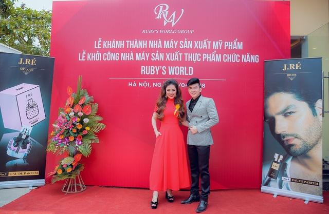 Khánh thành nhà máy sản xuất mỹ phẩm Ruby's World - 6