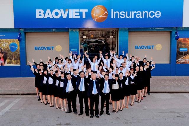 Bảo hiểm Bảo Việt – Top 3 nơi làm việc tốt nhất ngành Bảo hiểm 2017 - 1